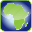 african, african icon, continent, country, map, maps icon
