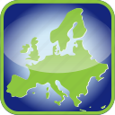 europe, european, italy, map, maps, norway, sweden icon