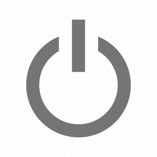 down, off, power, shut, software, tool, workflow icon
