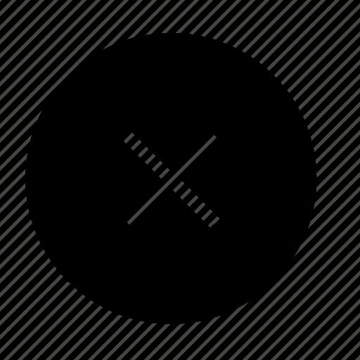 Cancel, delete, close, cross, remove icon - Download on Iconfinder
