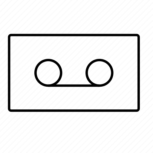 Audio, casette, fi, hi, music, sound icon - Download on Iconfinder