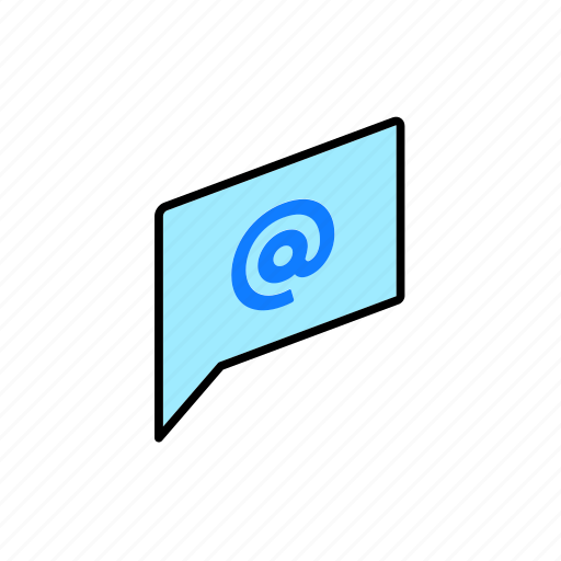 chat, conversation, dialogue, message, question, send, talk icon