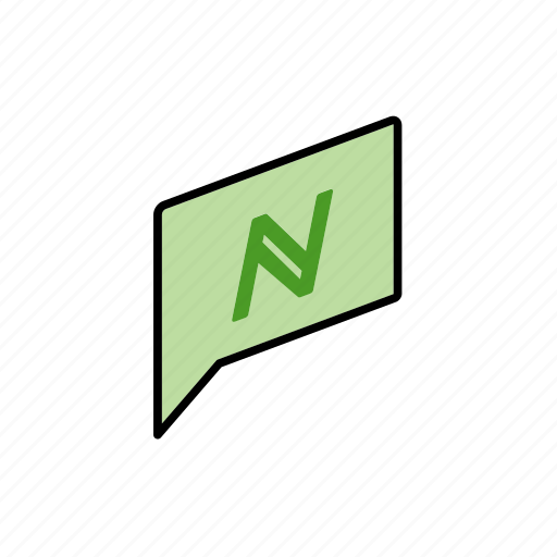 chat, conversation, dialogue, message, money, namecoin, question icon
