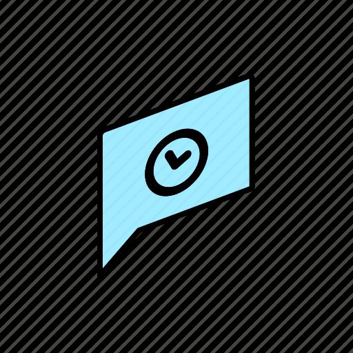 chat, conversation, dialogue, message, question, send, time icon