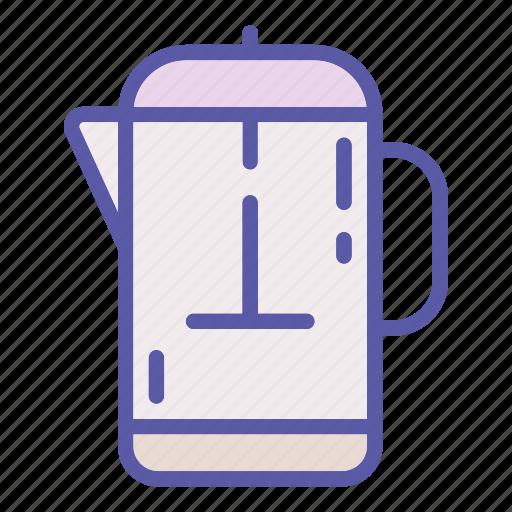 breakfast, coffee, drink, food, kitchen, tea, teapot icon