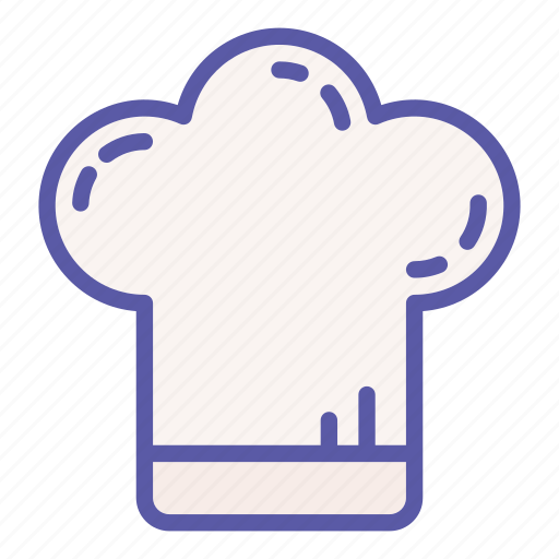 chef, cook, cooking, hat, restaurant, toque, uniform icon