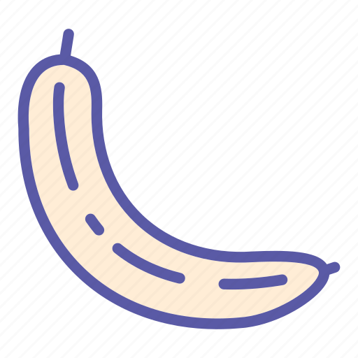 banana, food, fresh, fruit, healthy, sweet, tropical icon