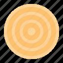 biscuit, cookie, cracker, pinwheel cookie icon