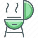 barbecue, grill icon