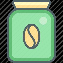 box, coffee icon