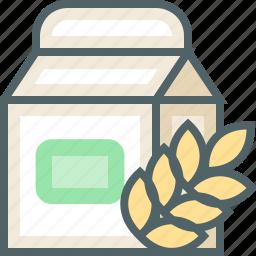box, nutrition icon