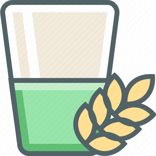 glass, nutrition icon
