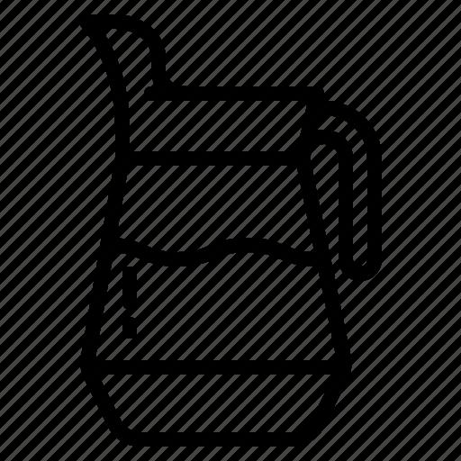 cook, jar, jug, kitchen, pitcher, water icon