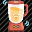 blender, electronics, household, kitchen, kitchenware, mixer, tools icon