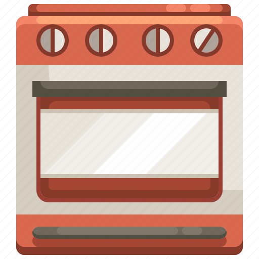 Cooking, electronics, kitchen, kitchenware, oven, stove, tools icon - Download on Iconfinder