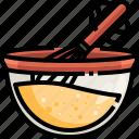 cook, mixing, bowl, kitchen, mix, cooking, mixer