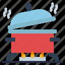 boiling, cooking, food, kitchen, pot, restaurant