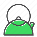 chef, cooking, dinner, kettles, kitchen icon