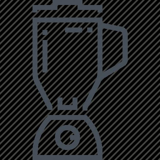 Blender, home, kitchen, kitchenware, mixer, tools icon - Download on Iconfinder