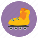board, games, ice, roller, skate, skater, skating icon
