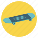 board, games, ice, skate, skater, skating, toy icon
