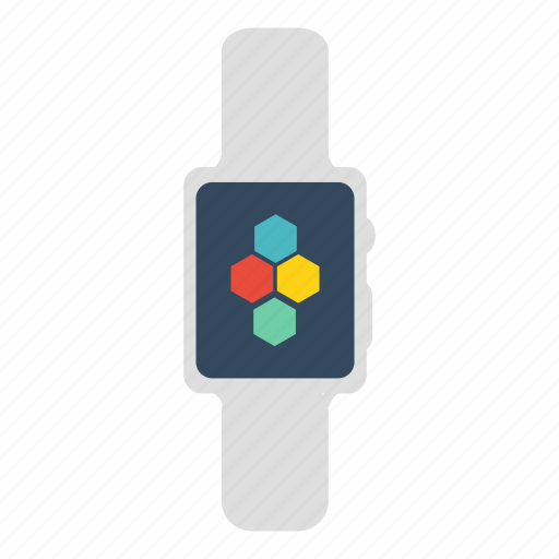apple, device, iwatch, smartwatch, time, watch, wrist icon