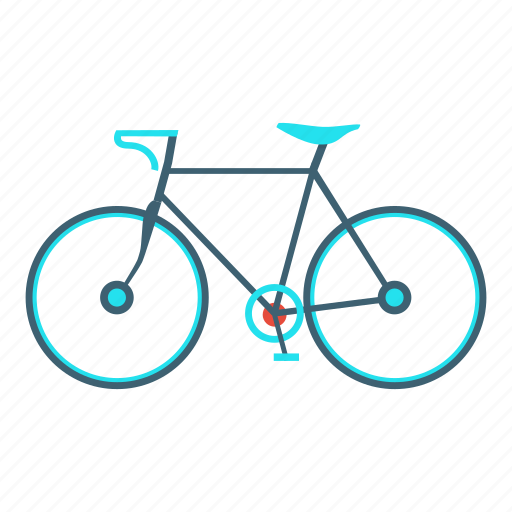 bicycle, bike, cycle, transport, transportation, travel, vehicle icon