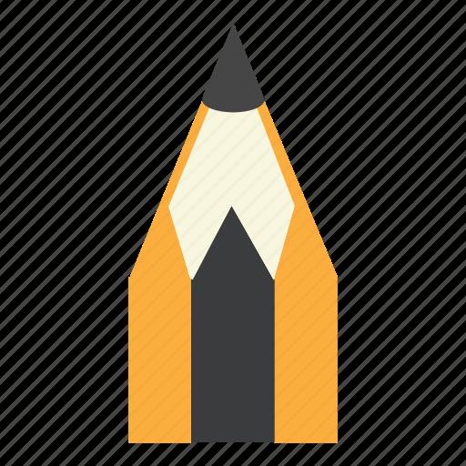 draw, education, pencil, school, tool, write, writing icon