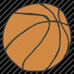 ball, basketball, game, nba, play, recreation, sport icon