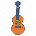 concert, guitar, music, musical instrument, musician, rockstar, symphony icon