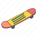 board, game, ice, skate, skater, skating, toy icon