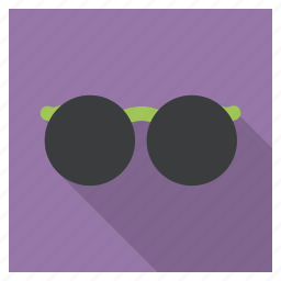 accessory, fashion, glasses, opticals, spectacles, style, sunglasses icon