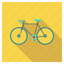 bicycle, bike, cycle, transport, travel, transportation, vehicle icon