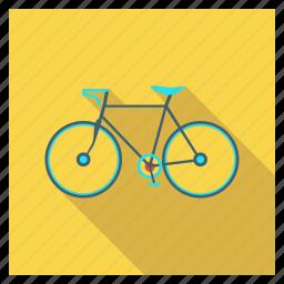 bicycle, bike, cycle, transport, transportation, travel, vehicle icon