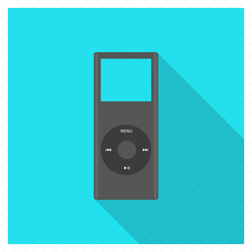 apple, device, gadget, ipod, multimedia, music, player icon