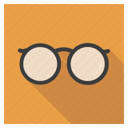 eyeglasses, geek, glasses, nerd, opticals, specs, spectacles icon