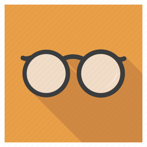 eyeglasses, geek, glasses, nerd, opticals, specs, spectacles icon