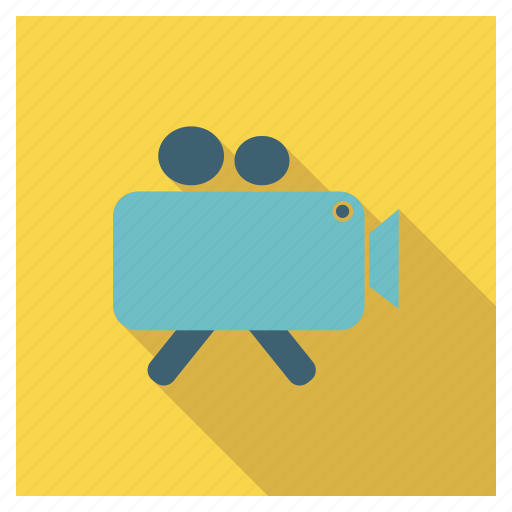 camera, device, film, movie, recorder, shoot, video icon