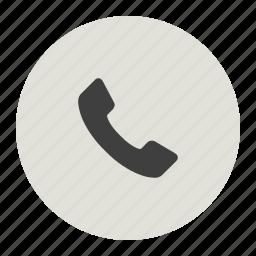landline, landphone, phone icon