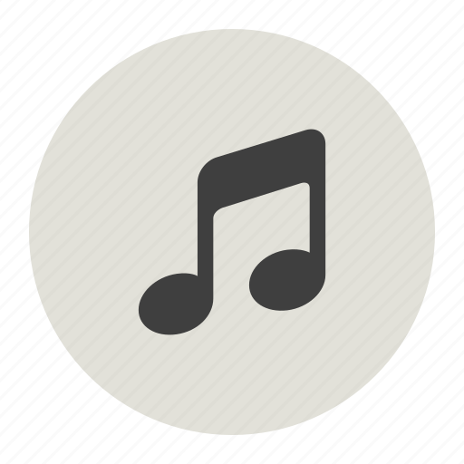 music, musicnote, ringtone on, song, volume icon