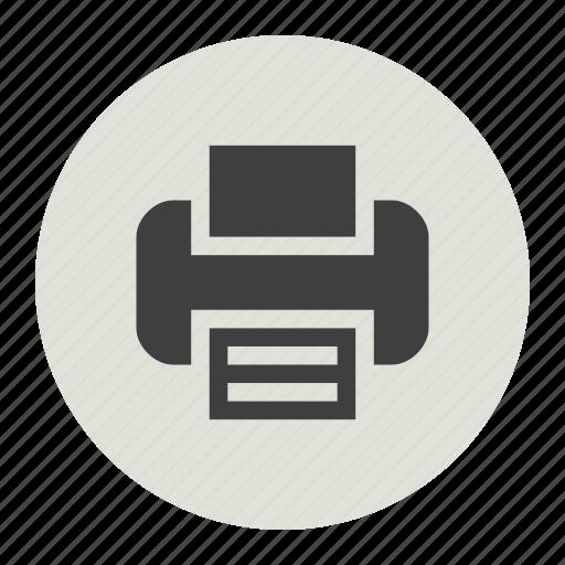 Laser, laser printer, print, print out, printer icon - Download on Iconfinder