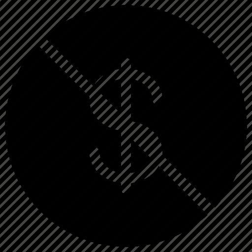 no, prohibited, publication, resale, warning icon