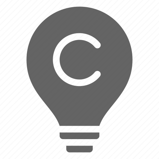 Copyright, intellectual, property, rights icon - Download on Iconfinder
