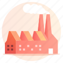 architecture, building, factory, industry, property