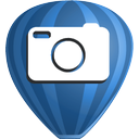 corel, paint, photo icon