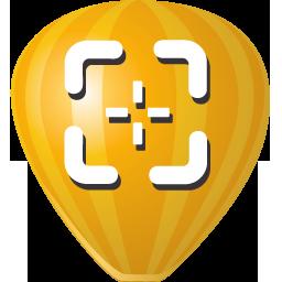 capture, corel icon