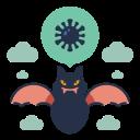 animal, bat, disease, night, virus