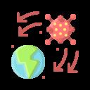 corona, covid19, epidemic, spread, virus, world