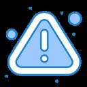 error, notice, virus, warning