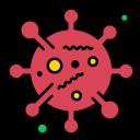 corona, bug, virus, bacteria